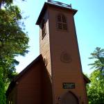 """""""Little Brown Church in the Vale DSC_0041"""" by TaylorMadeArt.US"""