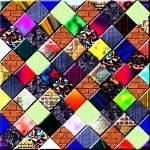 """Textured Tiles"" by izmetsdream"