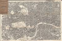 Vintage Map of London England (1899) 2