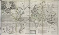 Vintage Map of The World (1719)
