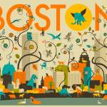 """Wild Boston"" by JazzberryBlue"