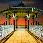 """The Promenade Bandstand"" by ChrisLord"