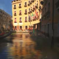 VENETIAN CANAL Art Prints & Posters by SUSAN LIPSCHUTZ