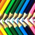"""Colored Pencil Angles"" by rhamm"