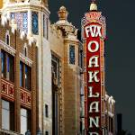 """Fox Theater in Oakland California"" by wingsdomain"