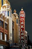 Fox Theater in Oakland California