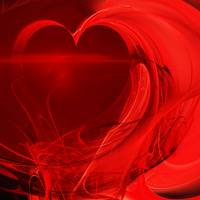 Red Love . Square . A120423.279