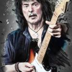 """Ritchie Blackmore"" by MelanieD"