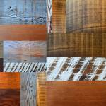 """""""Reclaimed Wood Collage 4.0"""" by Michelle1991"""