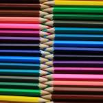 """A Rainbow of Pencils"" by rhamm"