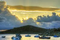 Storm Clouds in the Dodecanese