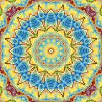 Mandala Abstract -  Floral Abstract No. 1