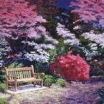 """""""A GARDEN PLACE"""" by DavidLloydGlover"""
