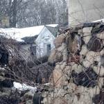 """Sad house seen through ruins"" by Anewsgal"
