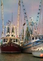 Carolina Shrimp Boats