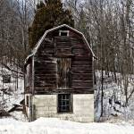 """""""A Wisconsin Barn as art"""" by Anewsgal"""
