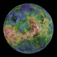 Whole Earth View by WorldWide Archive