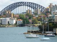 Beautiful Sydney Harbor, Australia