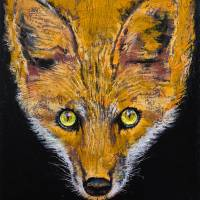 Fox Art Prints & Posters by Michael Creese