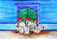 rajasthaani men