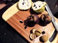 Mangosteen and Other Fruits