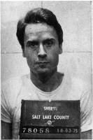 Ted Bundy Mug Shot 1975 Vertical