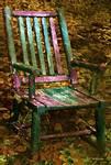 The Motley Chair by RCdeWinter