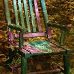 """The Motley Chair"" by RCdeWinter"