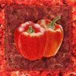 """Kitchen Decor Bell Peppers by Irina Sztukowski"" by IrinaSztukowski"