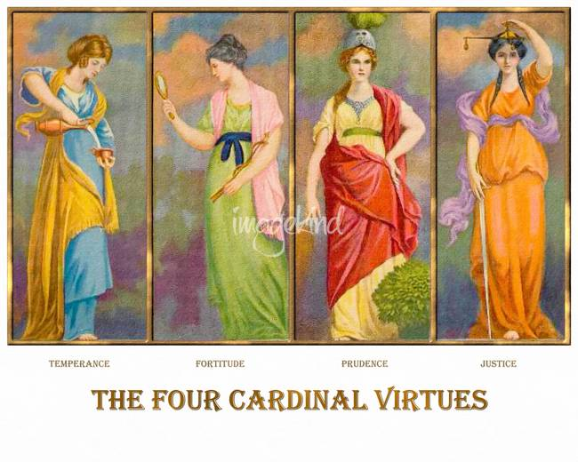 the four cardinal virtues of the As we explore the cardinal virtue of justice, it is helpful to follow the schema of st thomas aquinas in the summa theologiae (ii, iiae, qq 57-122), where he treats it expansively.