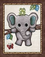 Swinging Elephant. Treetop Jungle Buddies Collecti