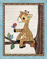 Giraffe in a Tree. Treetop Jungle Buddies Collecti