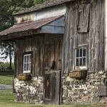 """""""Old Brown Barn"""" by LouiseReeves"""