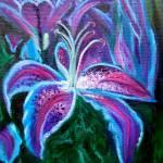 """Stargazer Lily"" by jennylee"