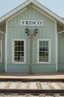 Station Stop - Frisco!