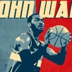 """John Wall"" by taylansoyturk"