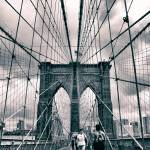 """Crossing Brooklyn Bridge"" by JessicaJenney"