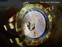 Invicta Reserve Pro Diver Meteorite Lefty Enhanced