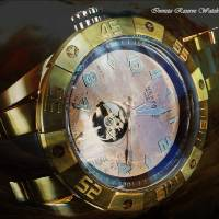 """Invicta Reserve Pro Diver Meteorite Lefty Enhanced"" by cadacegundo"
