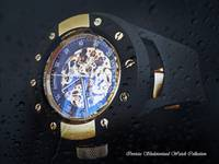 Invicta S1 Racer Skeleton, Blended