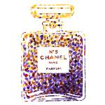 """Chanel No. 5"" by k9artgallery"
