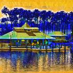 """""""Sunrise At The Boat Dock"""" by Kirtdtisdale"""