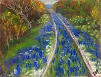 Texas Bluebonnet Track