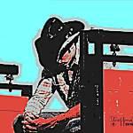 """""""Bull Rider Prayer"""" by davegafford"""