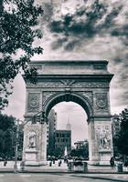 Washington Square Arch