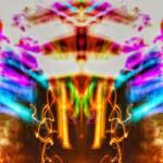 """ABSTRACT LIGHT STREAKS #31, Edit B, of 12 February"" by nawfalnur"