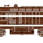 """Locomotives"" by ecolosimo"