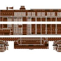 """Locomotives"" by ecolosimo"