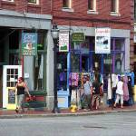"""Portland, Maine - Shops"" by Ffooter"