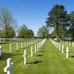 """""""American military cemetery at Normandy"""" by jcarillet"""